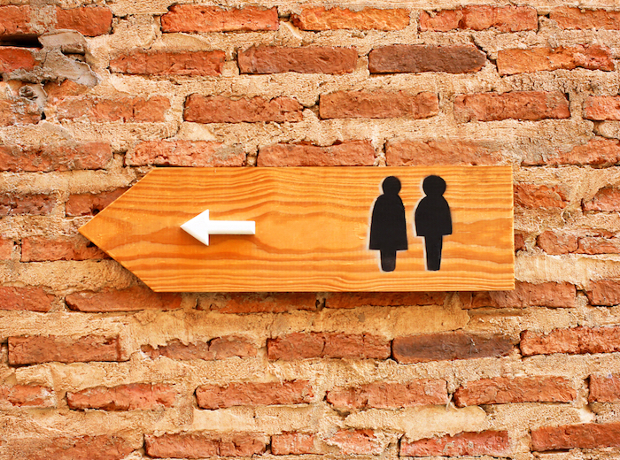 Here's the due diligence info you need on bathroom rules and regulations in the US today.